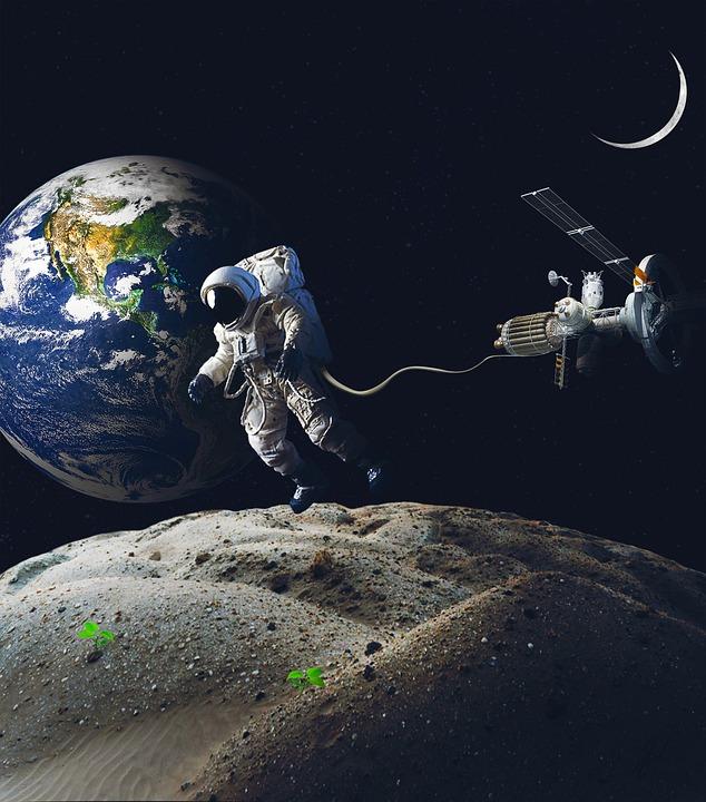Планеты, Шарообразные, Вселенной, Науки, Пространство