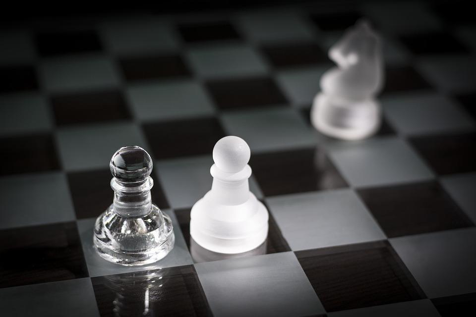 Schaken Regeling Schaakmat Gratis Foto Op Pixabay
