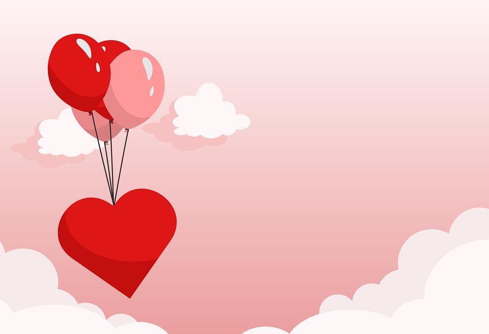 Liebe Herz Romantik Kostenlose Vektorgrafik Auf Pixabay