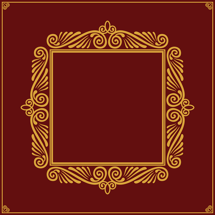 Bilderrahmen Verzieren Rand · Kostenlose Vektorgrafik auf Pixabay