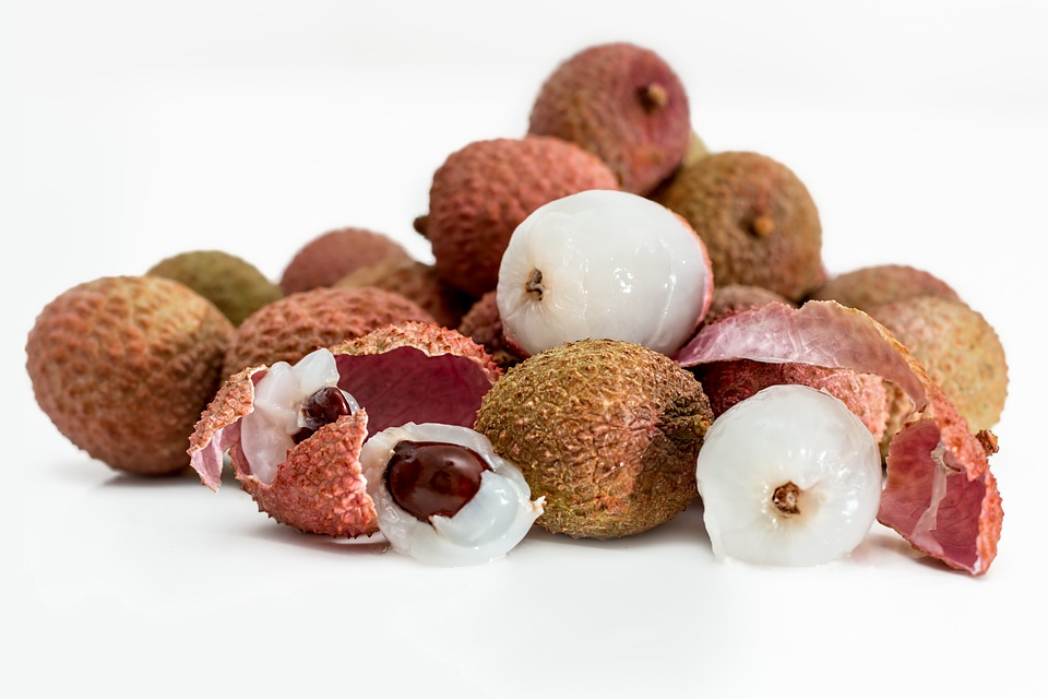 tropisk frugt