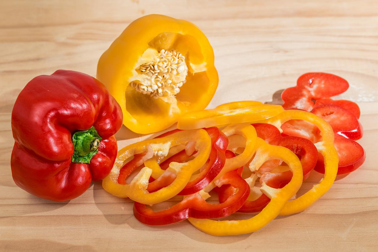 Bell Pepper Sweet Capsicum - Free photo on Pixabay