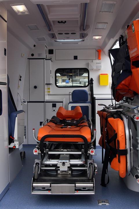 Kjøretøy, Ambulanse, Medisinske, Redning, Medic