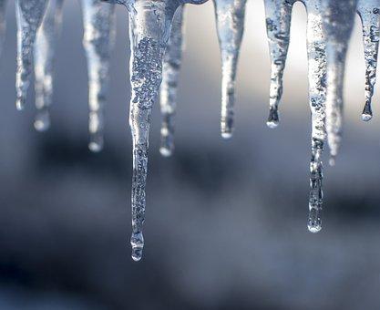 Pokles, Mokrý, H2O, Ledovec, Čistý