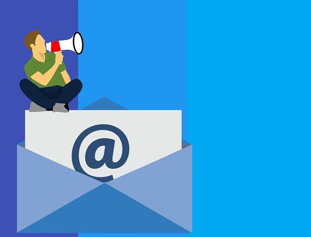 メールマーケティング, ビジネス, イメージ, スケッチ, 男, フラット, 人|アインの集客マーケティングブログ