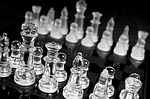 chess, pawn, queen