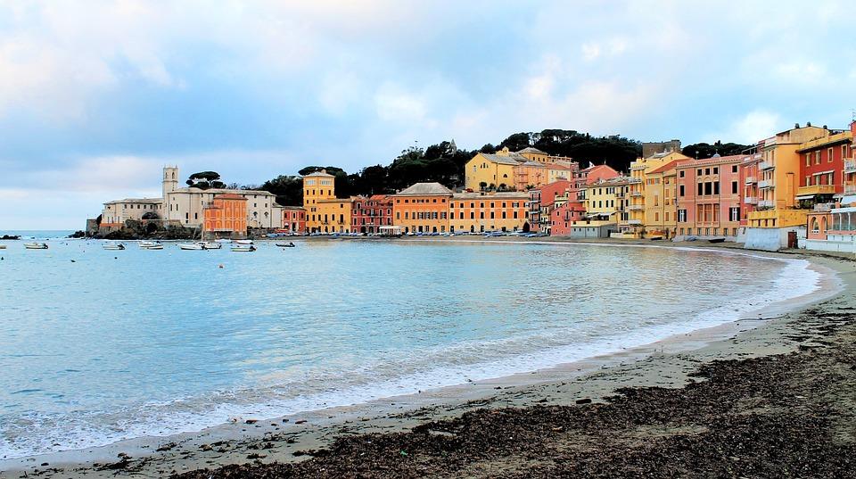 Sestri Levante Mar Costa · Foto gratis en Pixabay