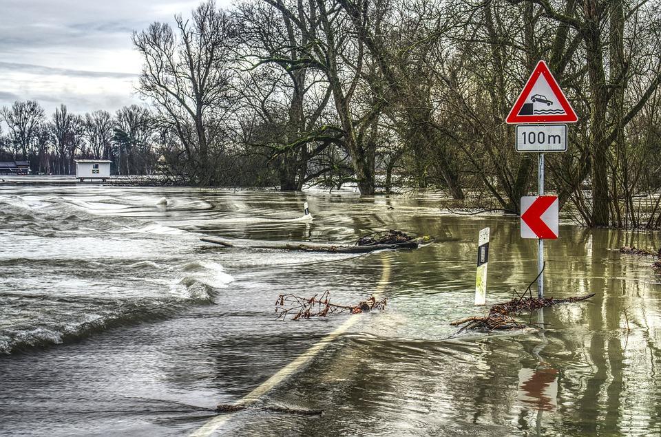 Agua De Alta, Inundado, Inundación, Las Inundaciones