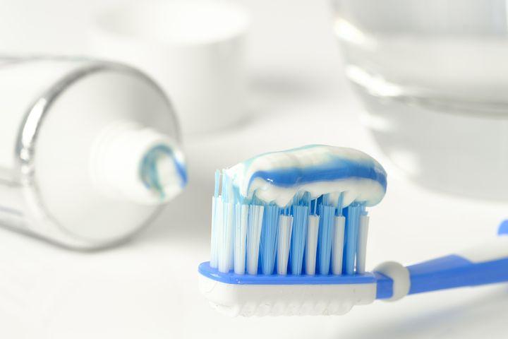 Toothpaste, Toothbrush, Brushing Teeth