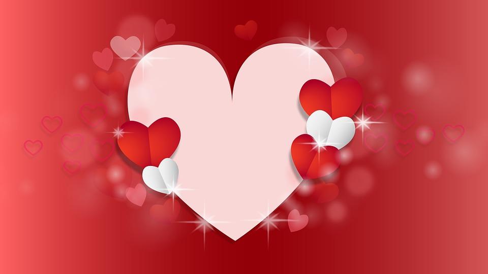 Free illustration: Background, Frame, Border, Hearts - Free Image on Pixabay - 3067901
