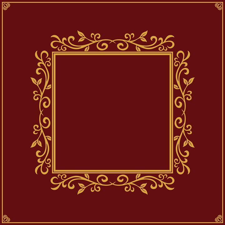 Bilderrahmen Verzieren Kostenlose Vektorgrafik Auf Pixabay