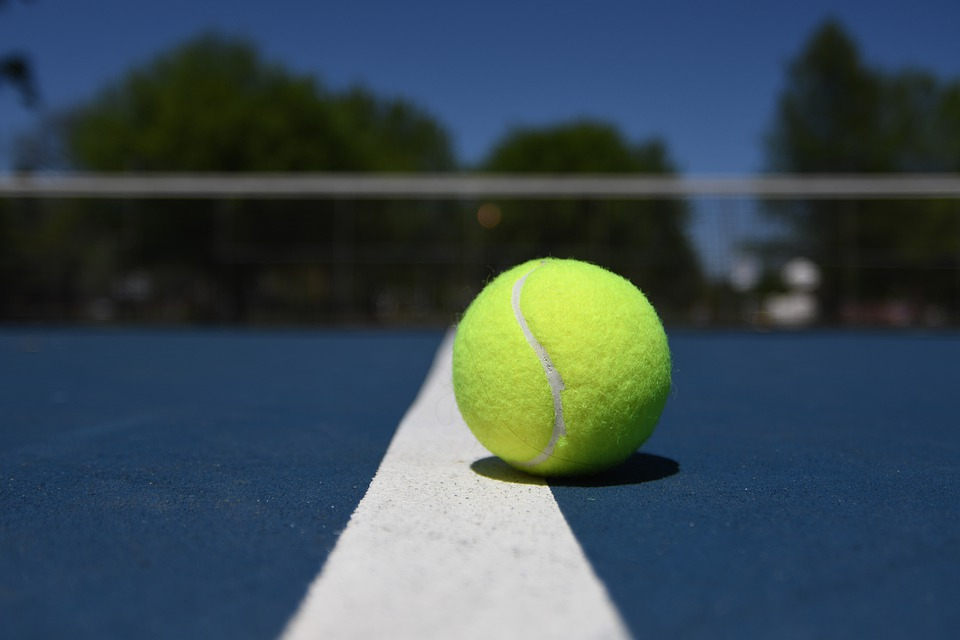 Sport, Tennis, Kugel, Schläger, Erholung