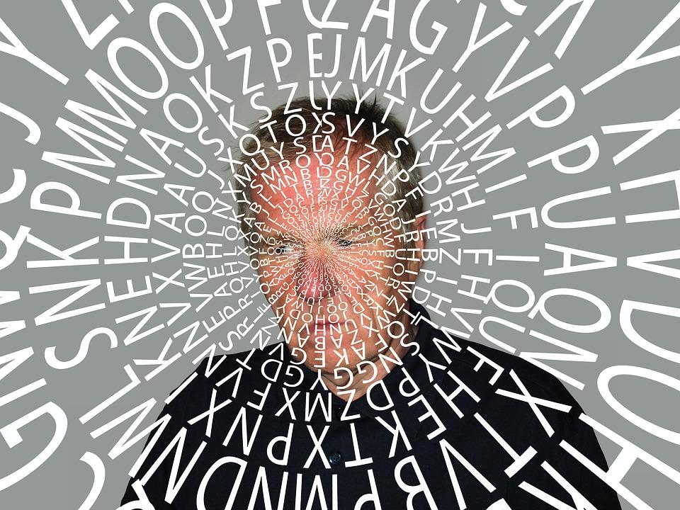 Alzheimer, Démence, Personne, L'Homme, Mots, Ses Mots - regard des autres