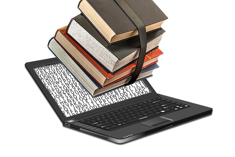 Digitalización De La Biblioteca, Electrónica