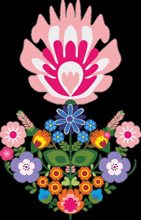 Fleur Illustration fleur illustration ornement · images vectorielles gratuites sur pixabay