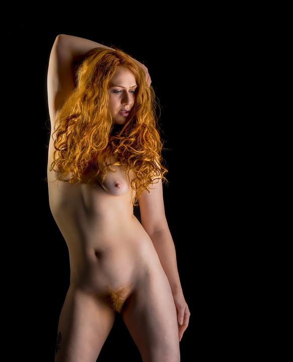 Modelo Pelirroja Desnuda Foto Gratis En Pixabay