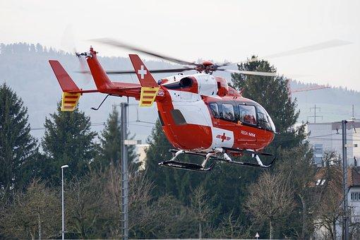Transport System, Sky, Helicopter