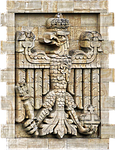 coat of arms, imperial eagle