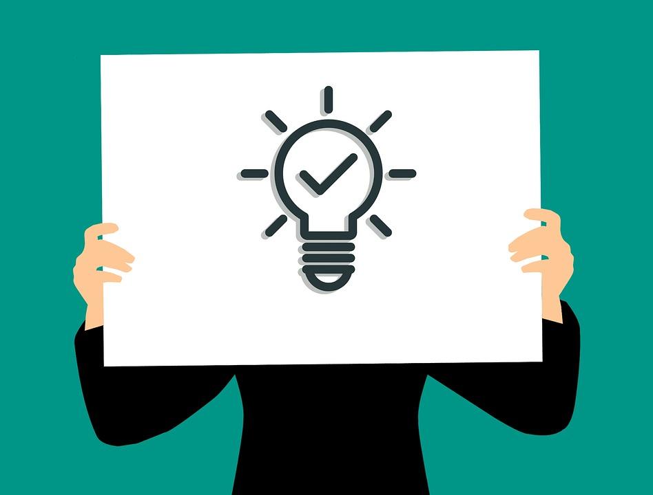 Idéia, Soluções, Negócios, Comunicação, Papel