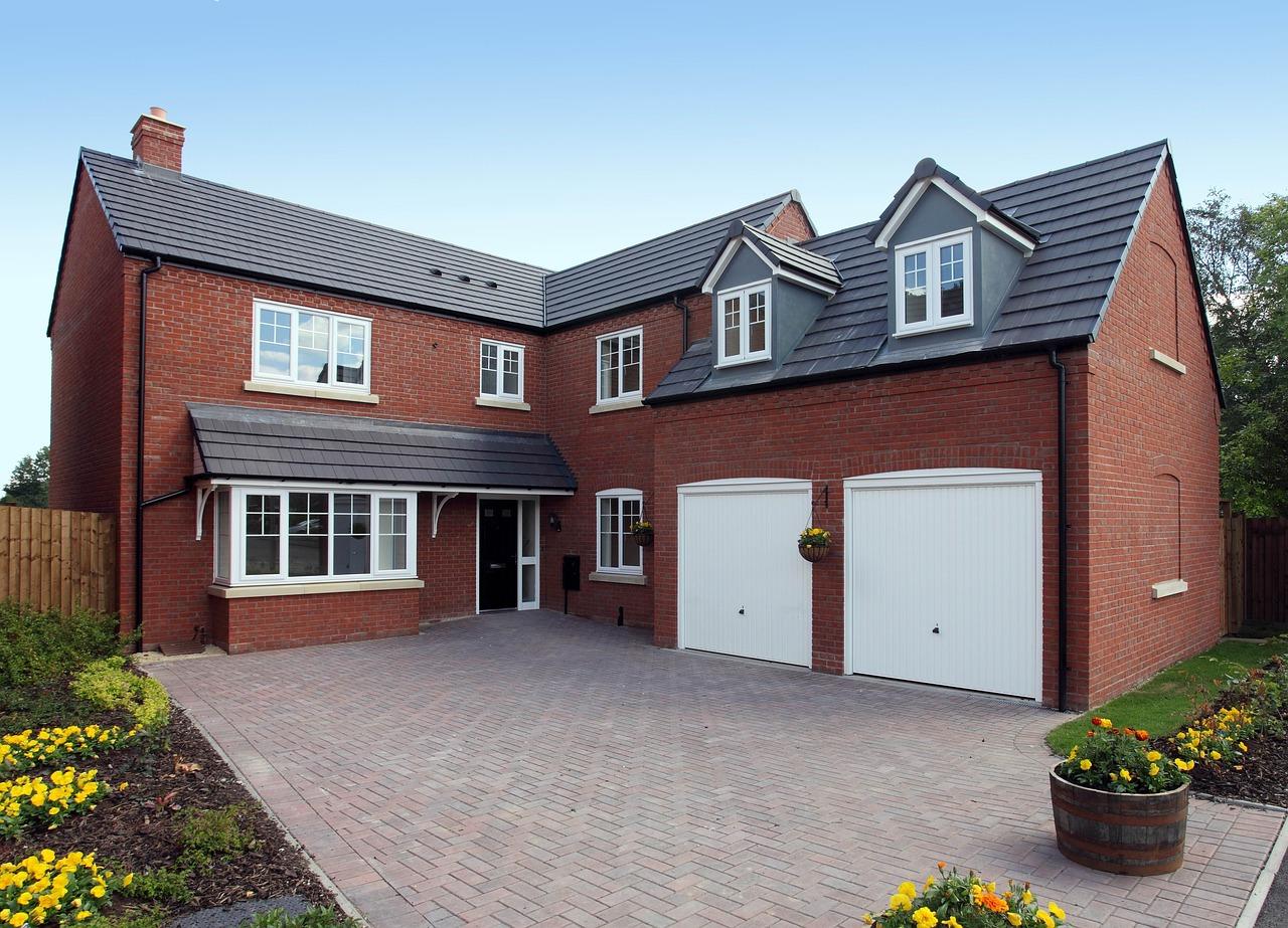 House Architecture Driveway - Free photo on Pixabay