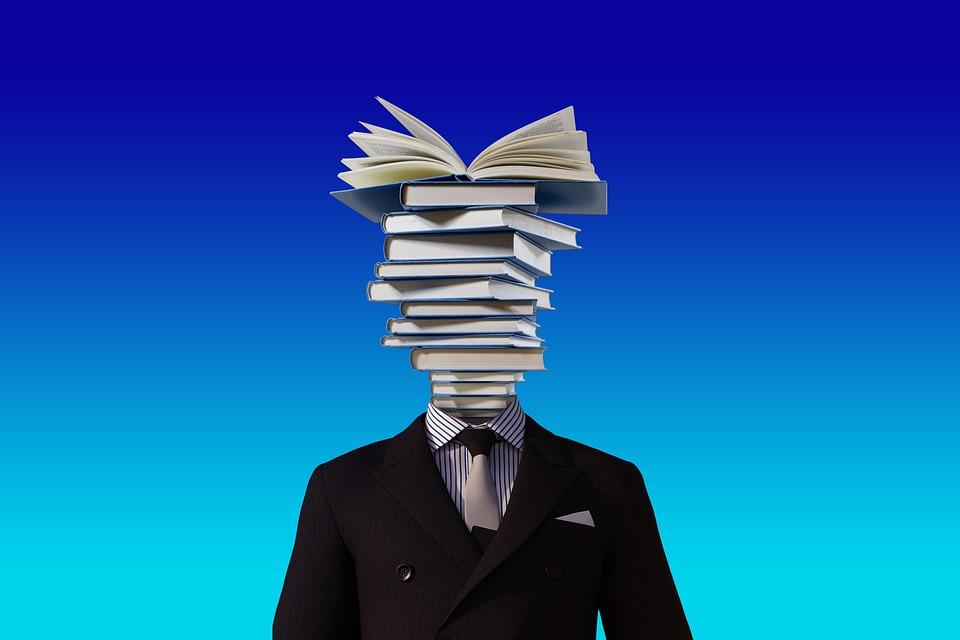 Mądrość, Książki, Edukacja, Wiedza, Informacja
