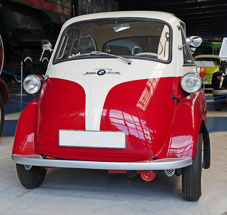 Bmw Isetta 300 Front Door Free Photo On Pixabay