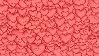 Free Illustration Frame Heart Wallpaper Background