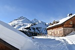 snow, winter, mountain