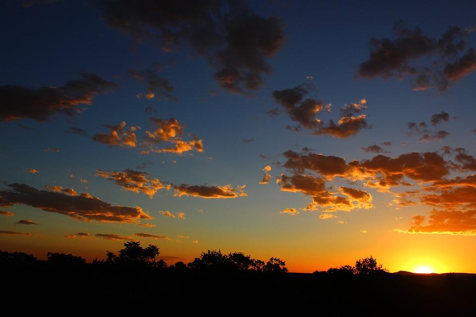 Pôr Do Sol Sunrise Natureza · Foto gratuita no Pixabay Coucher Lever Soleil on