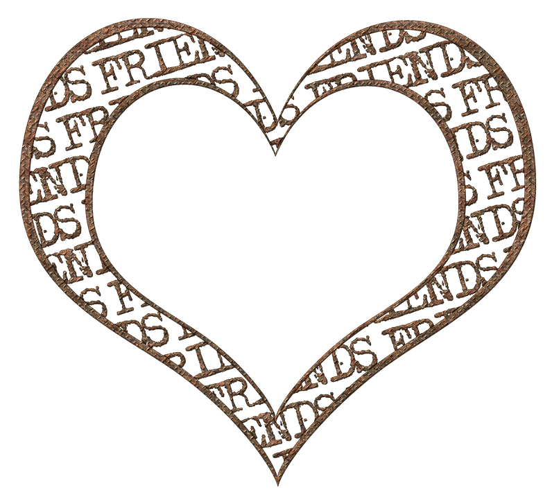 Forma Corazón Amor Imagen Gratis En Pixabay