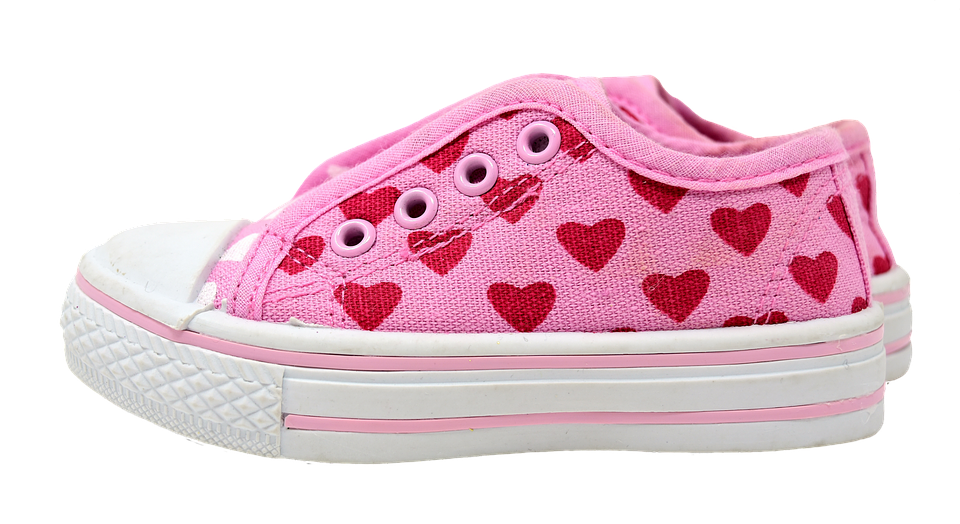 Light Up Hello Kitty Shoes