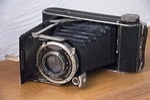 camera, old