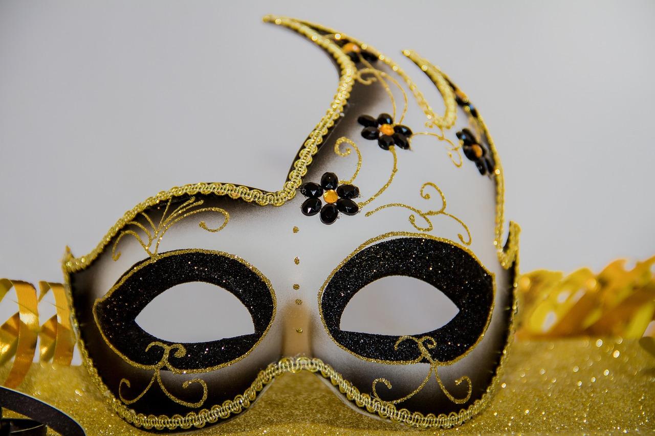 картинки, карнавальная маска как фотоэффект гимнастику для