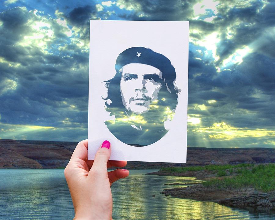 Vann, Sommer, Natur, Himmelen, Che Guevara