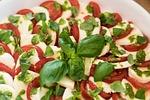 basil, food, vegetables