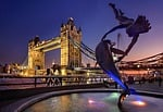 london, tower bridge, england