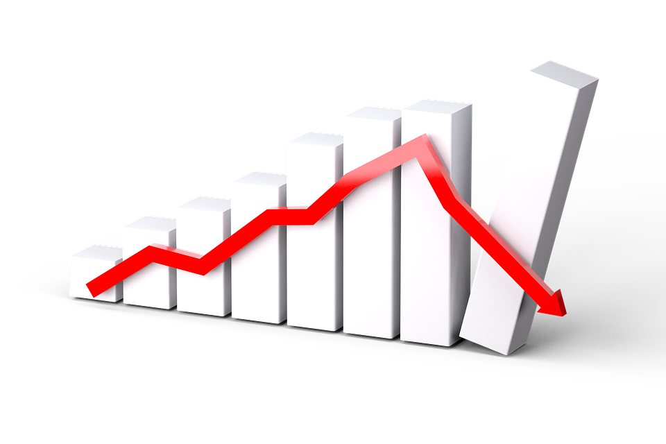 Graph Diagram Recession Economic - Free image on Pixabay