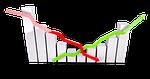 graph, growth, progress
