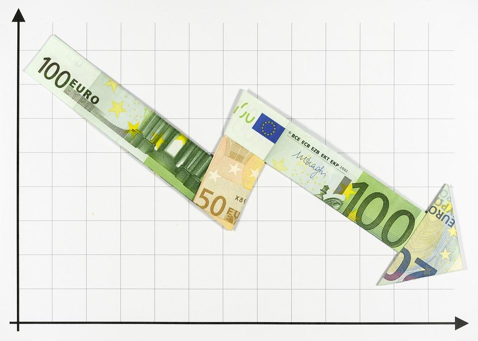 Flèche, Argent, Billet De Banque, Factures, Monnaie