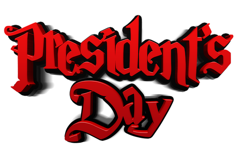 President'S Day, Red, Usa, Text, Font