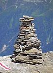 alpine, cairn