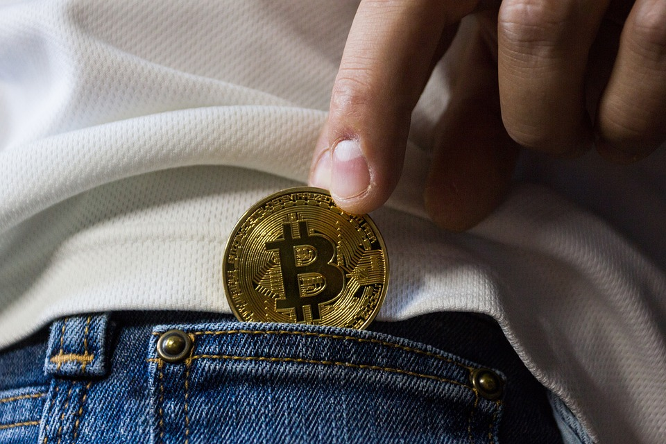 bitcoin image from Pixabay