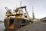 ship, port, bremerhaven