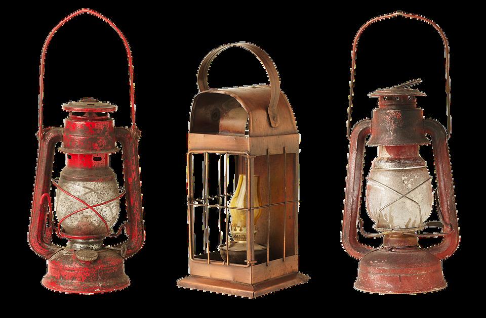 Lantern Lamp Old Kerosene Lamps Lights Things
