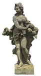 sculpture, statue, female