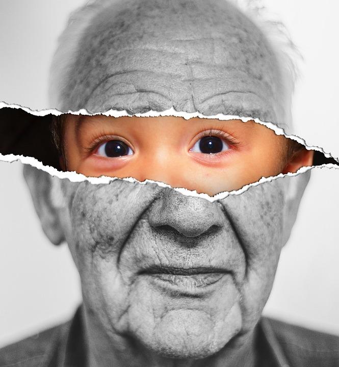 Portret, Mensen, Man, Volwassene, Deksel, Kind