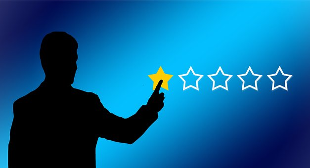 Criticism, Write A Review, Review, Star