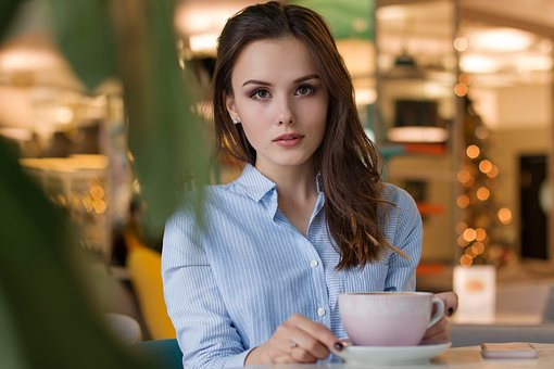 Woman, Grown Up, Within, People, Coffee