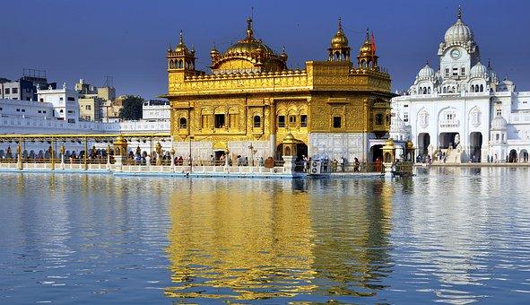 Amritsar, Golden, Temple, Sikh, History