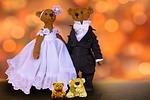emotions, wedding, bride and groom